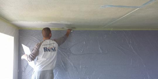 Plafondafwerking | RvM Stucadoor | Afbouwbedrijf