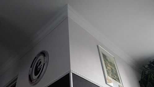 RVM Plafond Afwerking